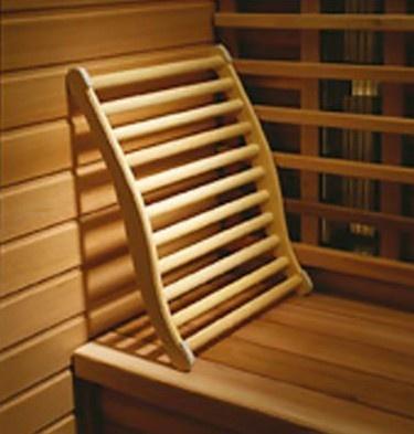 Sauna Back Rest