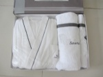 Sauna towel kits